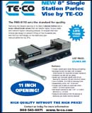 8 Single Station Vise Brochure